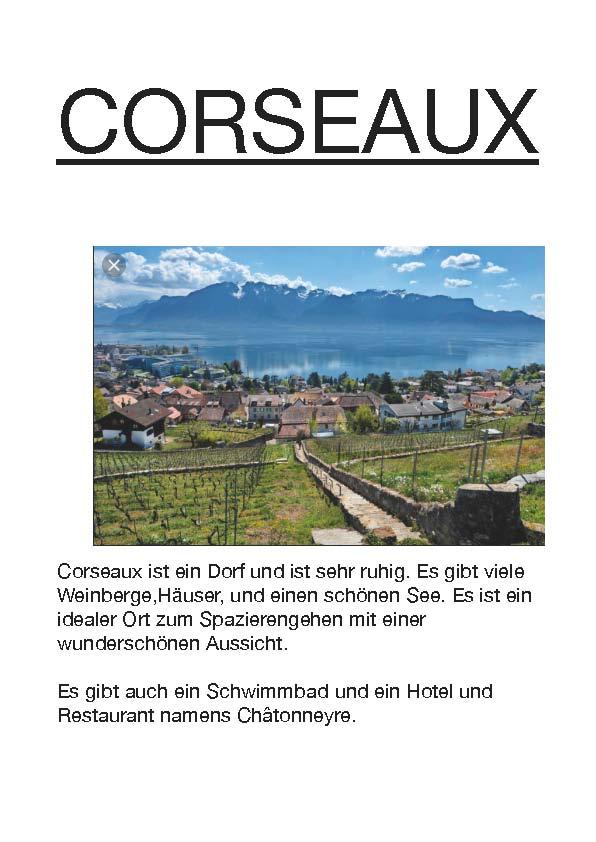 CORSEAUX